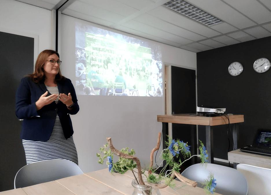 DSO presentatie Exxellence